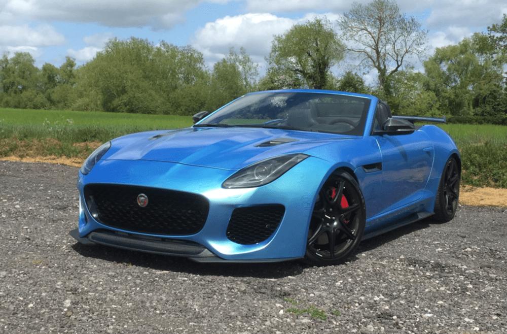 medium resolution of jaguar f type r 5 0 for sale vip design f type predator 670bhp awd