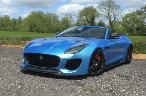 small resolution of jaguar f type r 5 0 for sale vip design f type predator 670bhp awd
