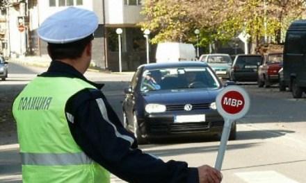 Полицейски производства са образувани спрямо шестима водачи през изминалите празнични дни