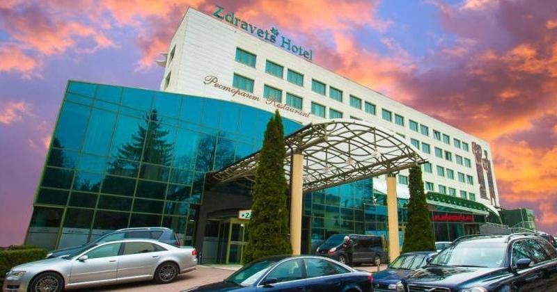 """Македонските медии за спа хотел """"Здравец"""""""