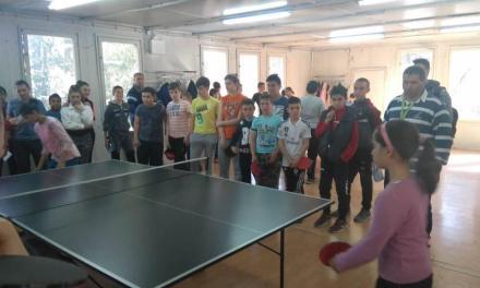Ясни са победителите от ученическия турнир по тенис на маса в Велинград