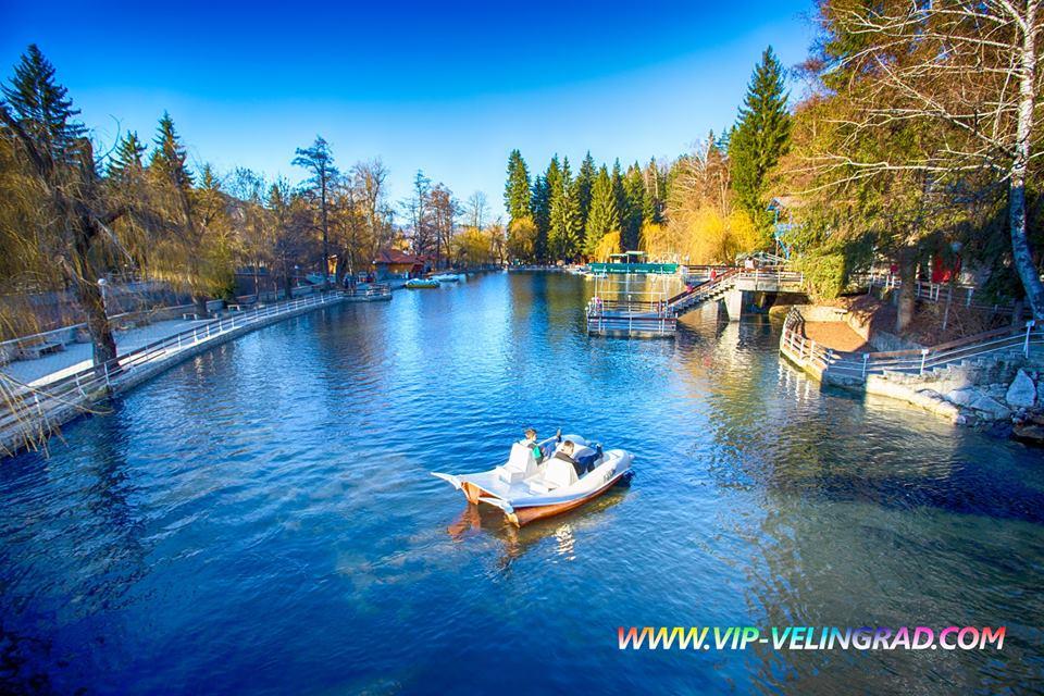 Пълна промяна в парк Клептуза във Велинград