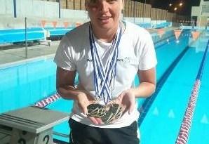 Велинградчанка грабна 6 златни медала в Кипър