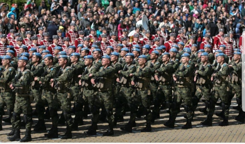 В неделя – тържествена проверка–заря с участието на Представителна армейска част