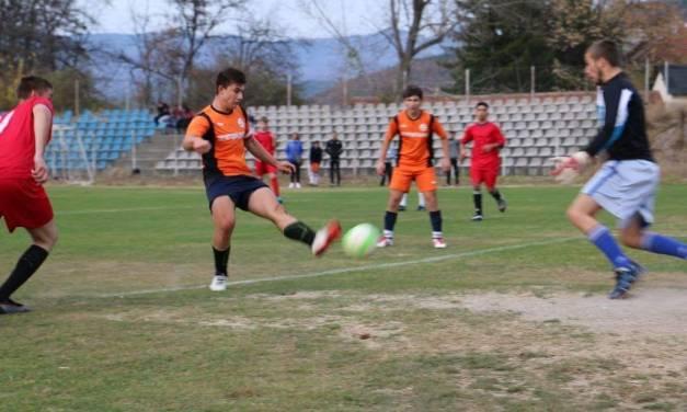 Стартираха Ученическите игри по футбол
