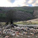 Нерегламентирано сметище в околностите на село Драгиново