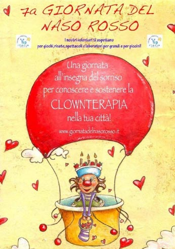 clownterapia GNR 2011