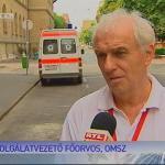 dr. Golopencza Pál az RTL Híradójában