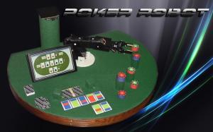 Épített pókerrobot - magyar találmány egy 12. osztályos középiskolástól