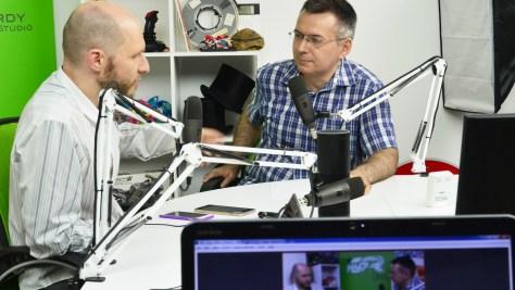 Keleti Arthur és Szilágyi Árpád a Petya vírusról a DTM-benn