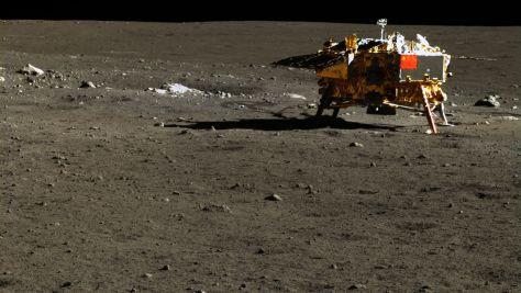 A Jáde nyúl nevű holdkomp