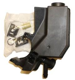 000 2003 2006 dodge viper srt10 power steering pump reservoir 05103202aa [ 900 x 920 Pixel ]
