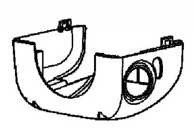 Oil Filter Location On 2006 Saturn Vue 2005 Buick Rainier