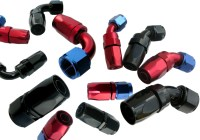 Braided Hose Fittings | AN Fuel Fittings | Sizes and Prices
