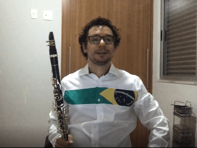 Marcus Julius LanderMinas Gerais Philharmonic