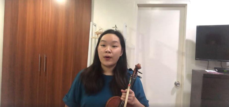 Bernice Go UP Symphony