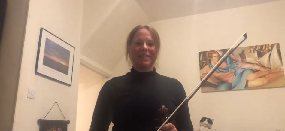Lucy Curnow BBC Symphony