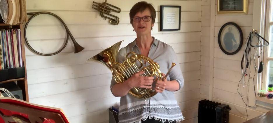 Sue Baxendale Scottish Opera