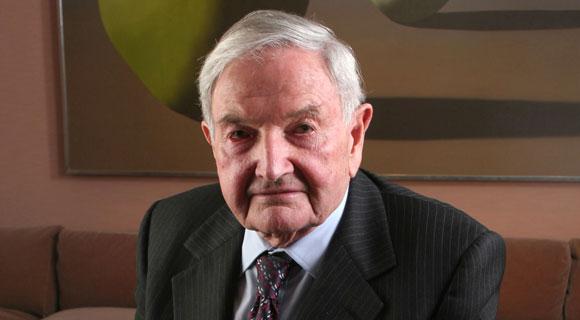 David Rockefeller Asset