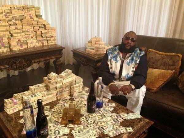 Rick Ross Money