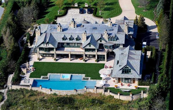 Howard Stern Summer Home