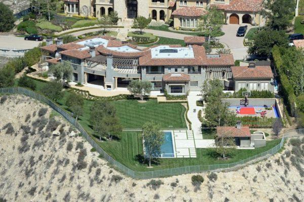 Kourtney Kardashian Scott Disick House