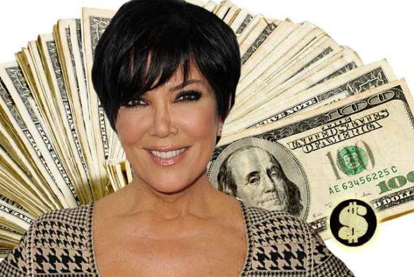 Kris Jenner Money