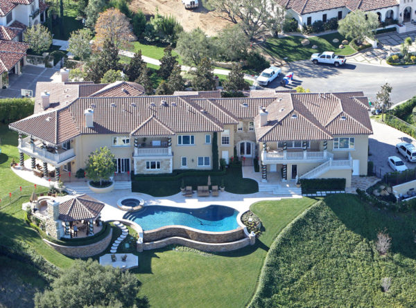 Britney Spears Mansion