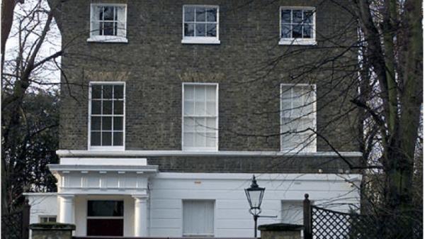 Paul McCartney St. John's Wood House Asset