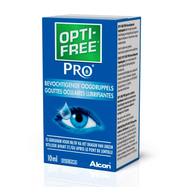 Opti-Free Pro Lubrifiant 10ml