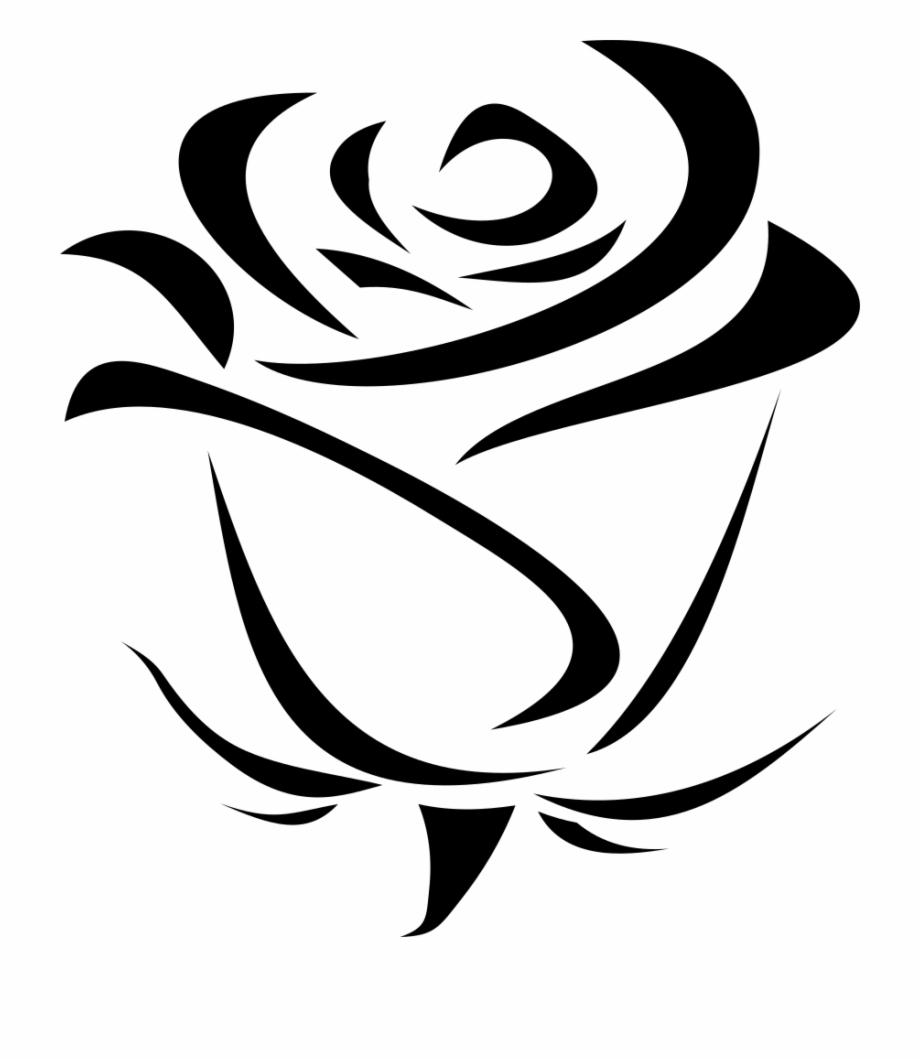 Download Png File - Free Rose Svg File   Transparent PNG Download ...