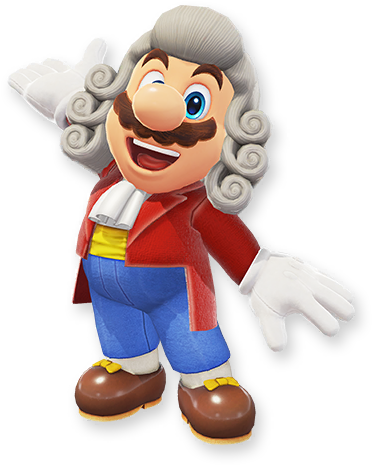 super mario odyssey png