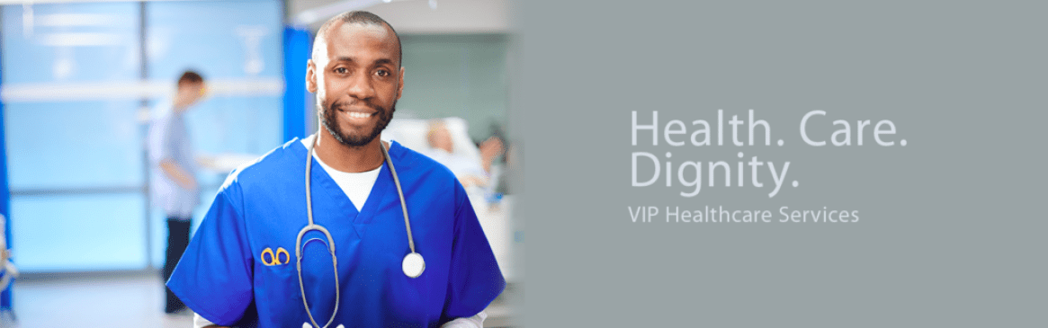 VIP HealthCareDignityBanner 3