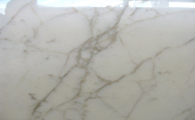 Processing of Marble Calacatta Oro  Vip Style