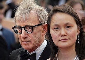 Woody Ehefrau