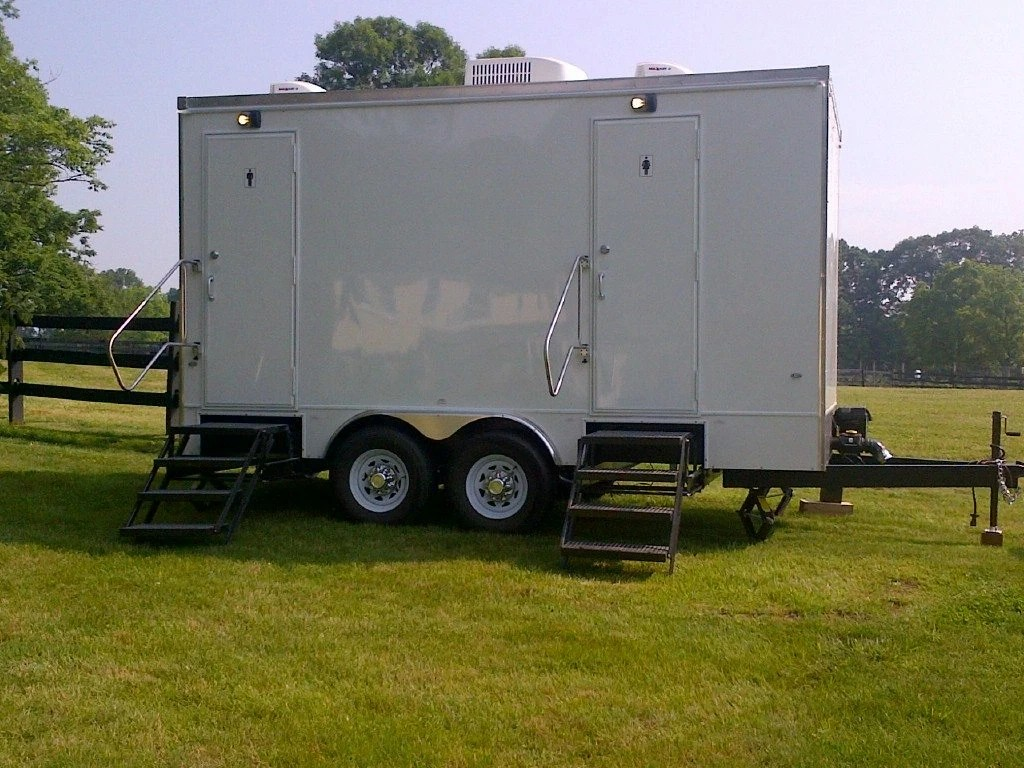 Long Term Bathroom Trailer Rental Is Our Business