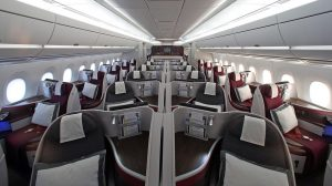 Airbus A350 Business Class