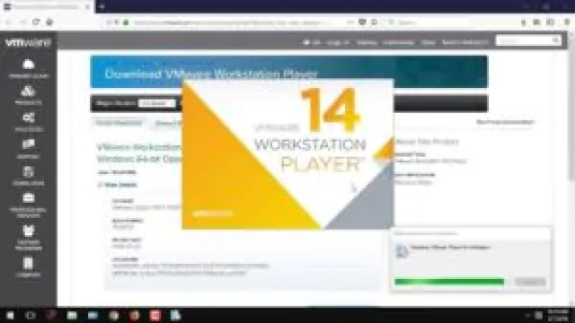 VMware Workstation Pro 2018