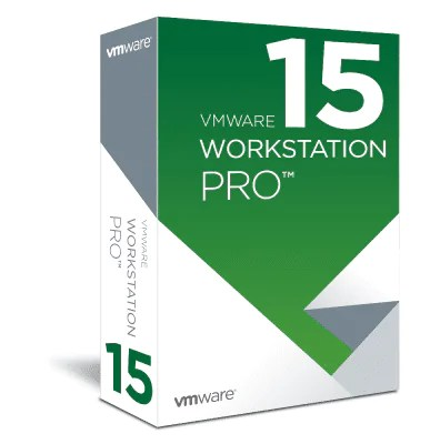 VMware Workstation 15.0.4