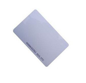 Карта радіочастотної ідентифікації. EM ID RFID карта EM4100 125 кГц. Не перезаписувана.