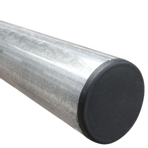 poteau en acier galvanise diam 60 mm