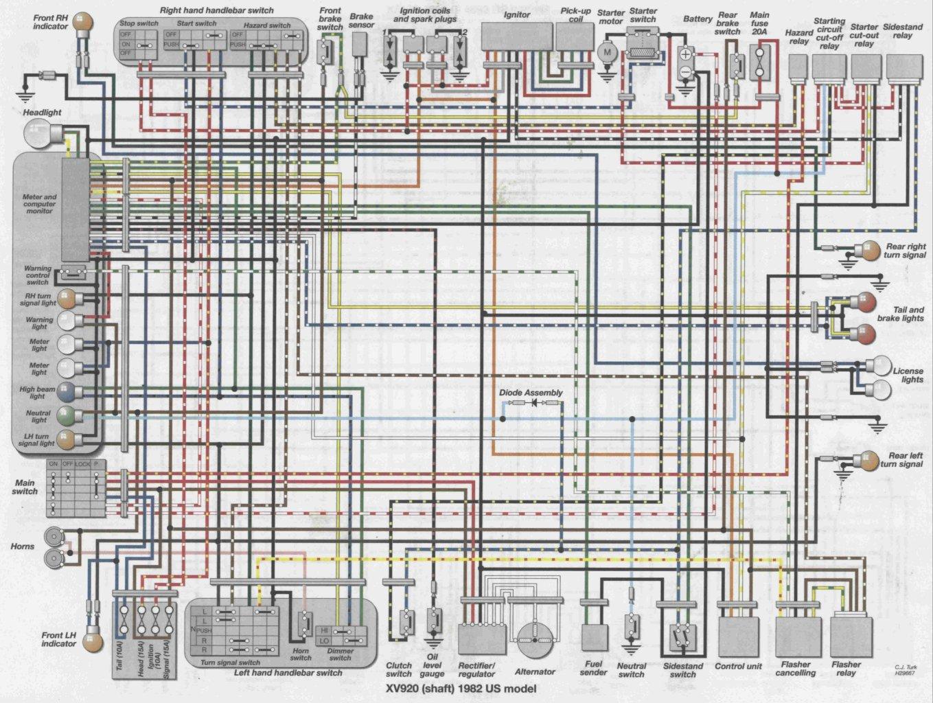 Wiring Diagram Schematic Viragotechforum Com View Topic Wiring Nightmare On 920