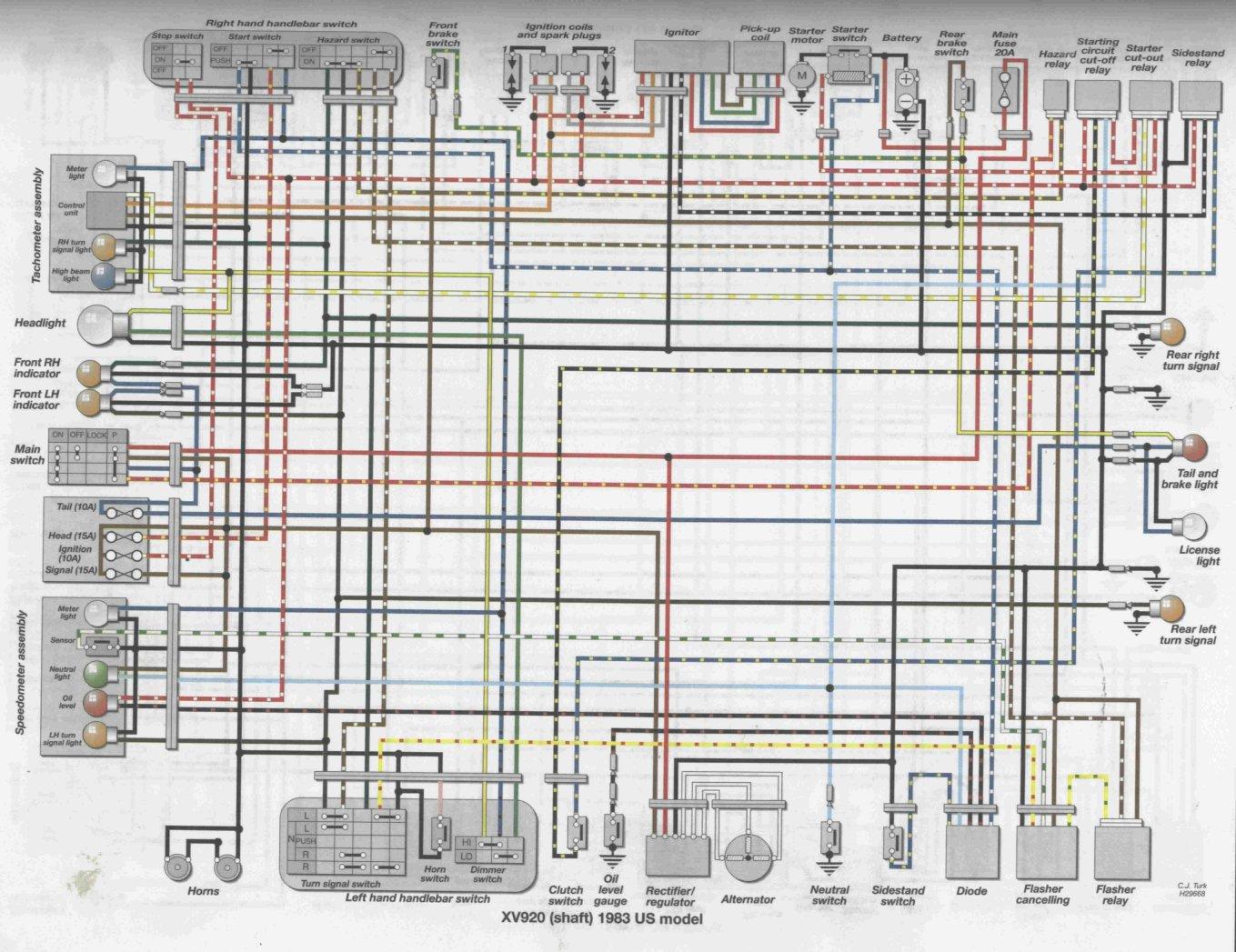 81 virago 750 wiring diagram wiring diagram rh c46 mikroflex de 1996 yamaha virago 1100 wiring diagram 1993 yamaha virago 1100 wiring diagram