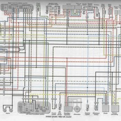 1984 Yamaha Virago Wiring Diagram Structure Of Dbms With 81 750 Get Free Image About