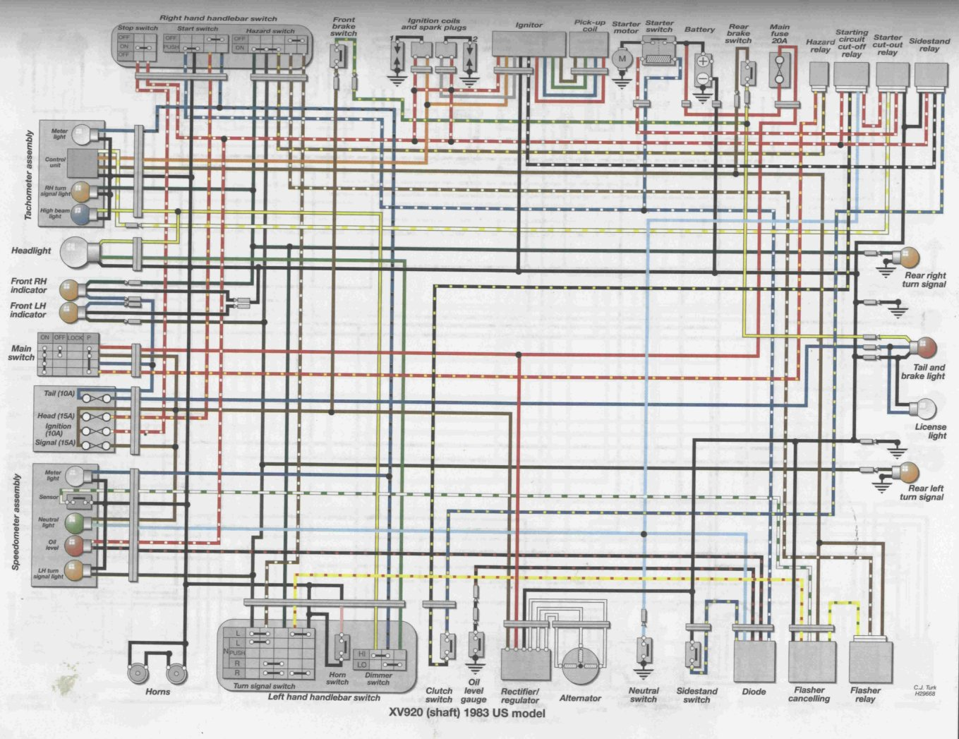 yamaha v star 950 wiring diagram wiring diagram full version hd quality wiring  diagram - marc-diagram.changezvotrevie.fr  diagram database - changezvotrevie.fr