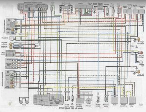 ViragoTechForum • View topic  Diode different from wiring diagram