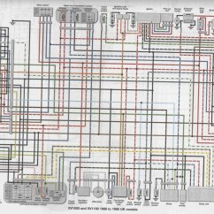 Yamaha Virago Wiring Diagram Circuit Breaker Panel Austin Healey Diagrams Free Engine Image