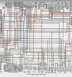 yamaha xv 500 wiring diagram wiring diagram blogs starting system wiring diagram yamaha virago 535 wiring diagram [ 1359 x 1047 Pixel ]