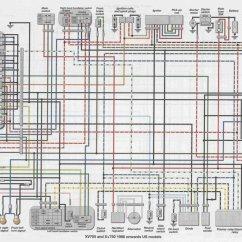 Yamaha Virago 250 Wiring Diagram Craftsman 1 2 Hp Garage Door Opener 84 | Get Free Image About