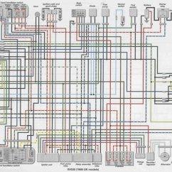 Virago 250 Wiring Diagram External Photocell Switch 1987 Yamaha 535 Tw200